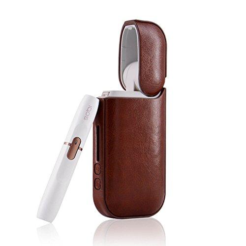 MONOJOY e-Cigarette Caso PU Material Protector de Cuero prevenir el Polvo de Cero se especializan para iQos
