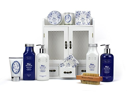 Winter in Venice – Blue Hyacinth Heritage Cabinet Gift Set