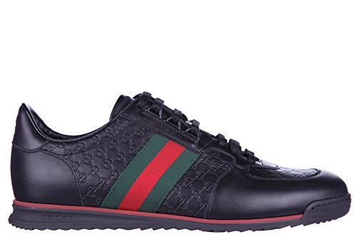 gucci-zapatos-zapatillas-de-deporte-hombres-en-piel-nuevo-microgucci-miro-soft-negro-eu-415-233334-a