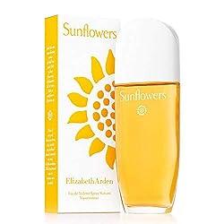 Elizabeth Arden Sunflowers Agua De Tocador Vaporizador 100 ml
