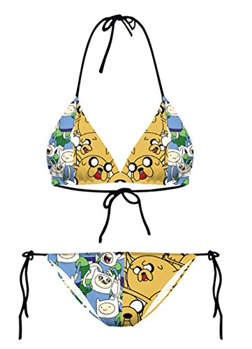 THENICE Damen Bikini-Sets Animation