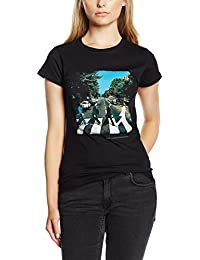 The Beatles Women's Abbey Road Short Sleeve T-Shirt