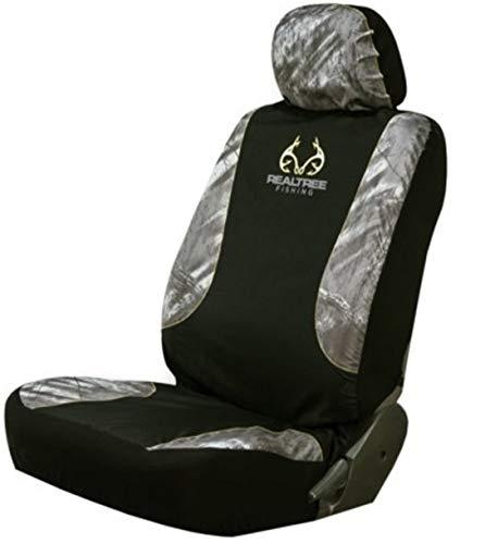 Realtree Sitzbezug für Angeln mit niedriger Rückenlehne, 1 Stück