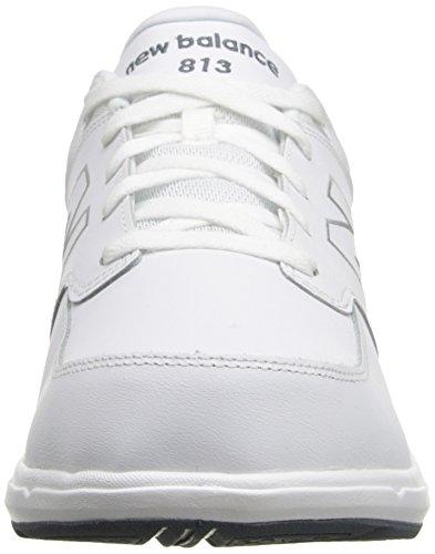 Mw813 Sapato Dos Curta Novos Branco Homens Equilíbrio TTRf7