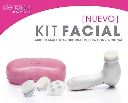 Clenosan Beauty Tech Kit Limpieza Facial