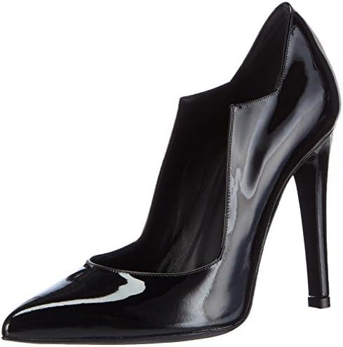 CHARILINE DE Luca Hexa - Zapatos de Tacón Cerrados de Cuero Mujer