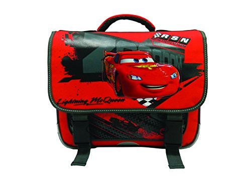 Cars Cartable, Rouge