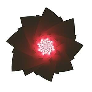 PixTopper Fractal Florals 293,Paper Medium(30in x 30in)