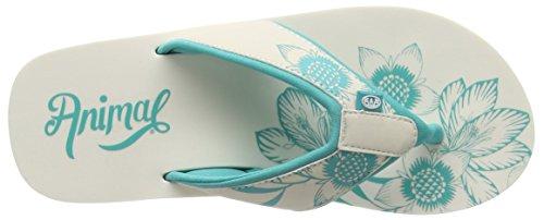 Size antique Animal Swish One Cream Sandalen Damen Placement Beige 60Bqwn0X