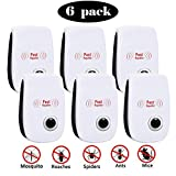 Ultrasonic Pest Repeller Eco Friendly LED Electronic Control Warrior Mouse Repellent Plug In