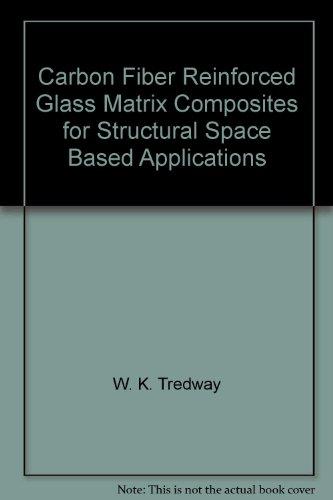 Carbon Fiber Reinforced Glass Matrix Composites for Structural Space Based Applications -