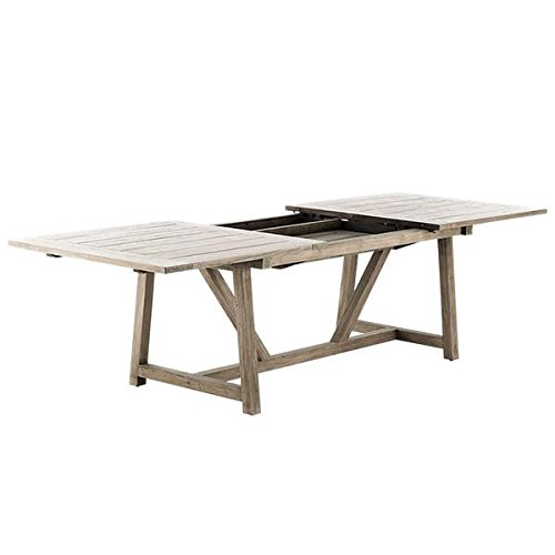 G_Garden - Georges Table Teck Extensible 100X200-280