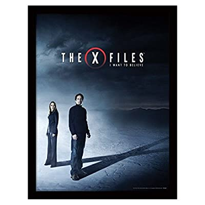 PYRAMID - Cadre The X-Files I Want to Believe