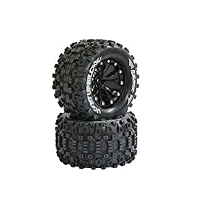 Jamara Jamara052873 ST-Uphill - Rueda de admisión Directa con neumático (Escala 1:10)