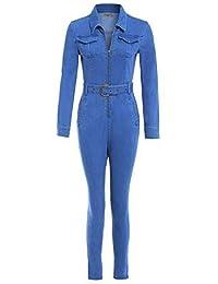 fa398cdc4200 Amazon.co.uk  12 - Dungarees   Women  Clothing