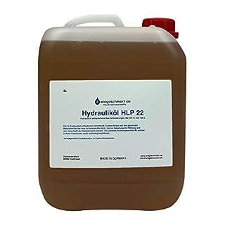 Hydrauliköl HLP 22 ISO VG 22 nach DIN 51524 Teil 2 (5 Liter)