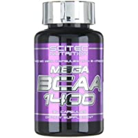 Scitec Ref.103406 Formule d'Acide Aminé/Vitamine Complément Alimentaire 90 Capsules