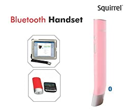 Bluetooth Anti Radiation Headset (Pink)