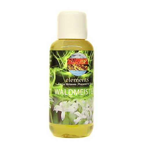 Elements Flavour Molasses Waldmeister 100 ml