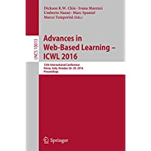 Advances in Web-Based Learning – ICWL 2016: 15th International Conference, Rome, Italy, October 26–29, 2016, Proceedings