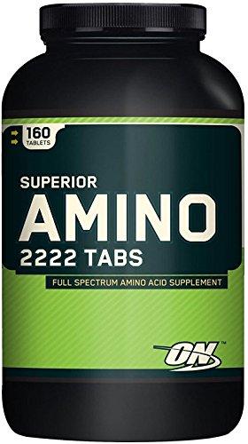 Optimum Nutrition Superior Amino 2222 Standard, 280 g (Tabletten 2222 Amino)