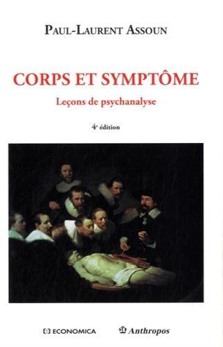 Corps et Symptomes, 4e ed.