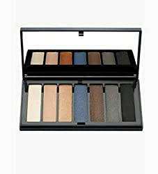 Colorbar Eyeshadow Pallet, Smokey Eyes, 17.5g