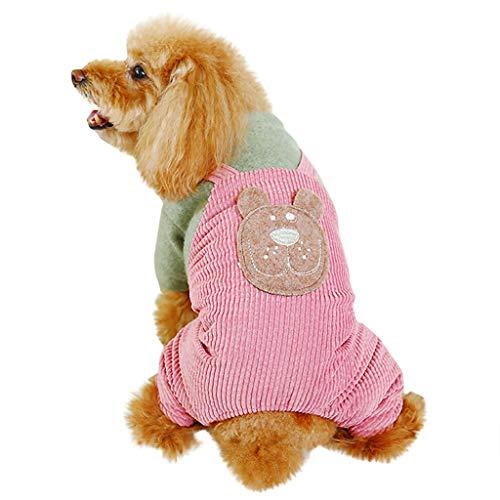 Panda Bear Halloween Kostüm Für Hunde - Timogee Hundepullover Kleine Hunde Pullover Bear