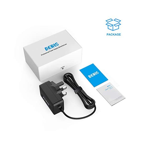 BERLS 6v Power Adapter Charger Replacement Power Lead for Motorola MBP26 MBP33 MBP35 MBP36 MBP36PU MBP41 MBP41BU MBP41PU MBP43 MBP43BU Digital Video Baby Monitor Power Supply BERLS Input: 100-240V AC, 50-60Hz Output: 6V 2A, With four interfaces Compatibility: Motorola MBP33 / MBP36 / MBP26 / MBP26-B / MBP26PU / MBP26BU / MBP33BU / MBP33P / MBP35 / MBP35T / MBP36 / MBP36PU / MBP41 / MBP41BU / MBP41PU / MBP43 / MBP43BU / MBP481 / MBP483 / MBP485 / MBP482XL / MBP700 / MBP18 / MBP34 / MBP18PU / MBP26PU / MBP33PU / MBP34PU / MBP35BW / MBP36BU / MBP43PU / VlJ-MBP25BU MBP25 / MBP25BU / MBP25-2 / MBP25 / 2 MBP25 / 3 MBP25 / 4 MBP20 / MBP20PU / MBP20BU Connect Motorola Video Baby Monitor 7