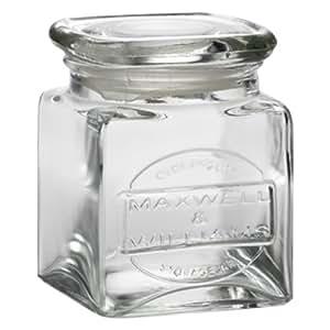 maxwell and williams 0 5 l bocal en verre cuisine maison. Black Bedroom Furniture Sets. Home Design Ideas