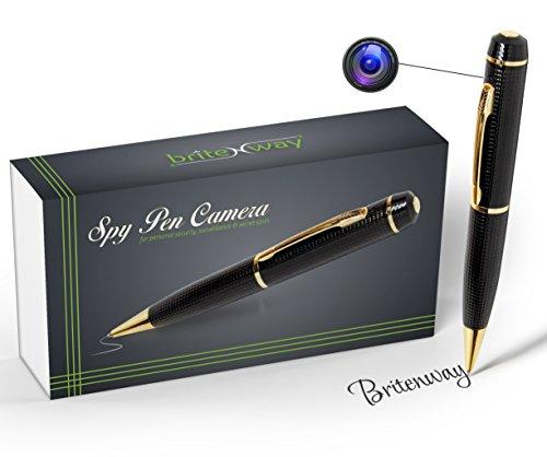 Cámara bolígrafo espía – Gadget tecnológico – Alta resolución 1280*720 DVR, Cámara...
