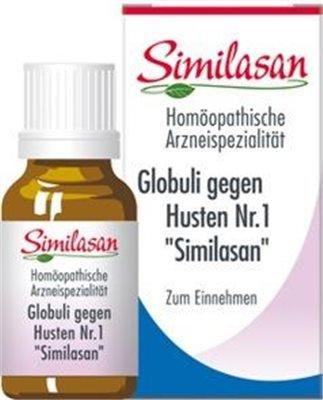 Globuli Similasan gegen Husten Nr. 1 (15 G)
