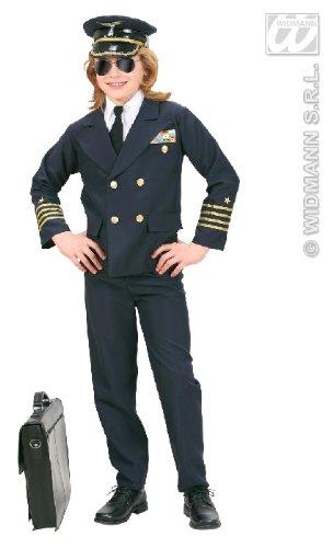 KINDERKOSTÜM - PILOT - Größe 158 (Kostüme Baby Pilot)