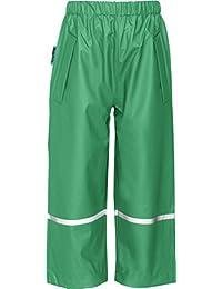 Playshoes Kinder Buddelhose, Matschhose Ohne Latz - Pantalones Impermeables Niñas