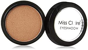 Miss Claire Single Eyeshadow, 0215 Brown, 2 g