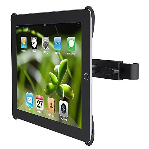 NewStar iPad 2 Kopfstützenhalterung schwarz