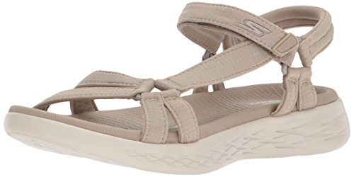 Skechers 15316 On The Go 600 - Brilliancy Colour: Natural, Size: UK5
