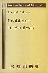 Problems in Analysis (Problem Books in Mathematics)