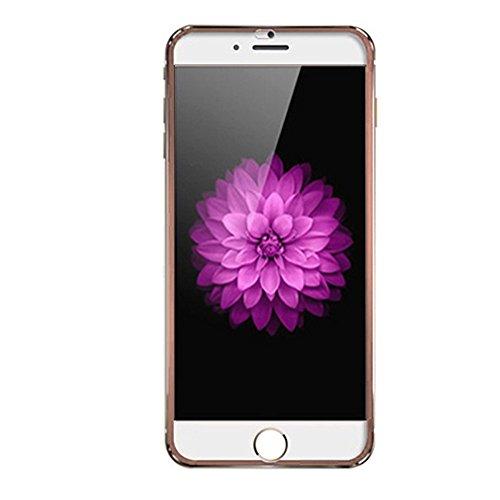 QINPIN Für iPhone 6 4.7IncH /iPhone 6 Plus/iPhone 6s Plus 3D/iPhone 7 4.7inch/iPhone 7 Plus Premium...
