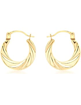 Carissima Gold Damen-Ohrringe 375 gold one size 1.53.3799