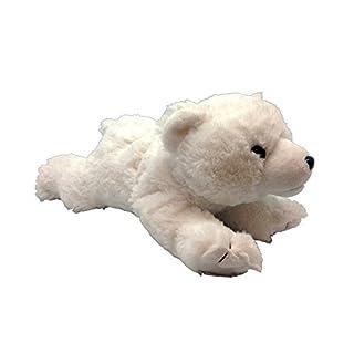 Animal Planet Polar Bear Laying 25 cm by Wild Republic (19473 AP)