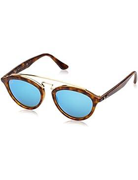 Ray-Ban 4257, Gafas de Sol para Mujer, Negro, 50