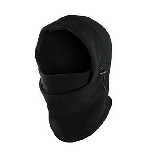 VJGOAL Damen Caps, Herren Mode 6 in 1 Hals Balaclava Gesicht Hut Fleece Hood Ski Maske Winter warme Helm Weihnachten Geburtstag - Lego Mann Kostüm Körper