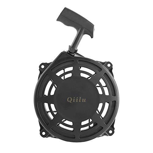 Qiilu Recoil Rasenmäher Starter Pull Start Seilzugstarter für Briggs 0026 Stratton 497680