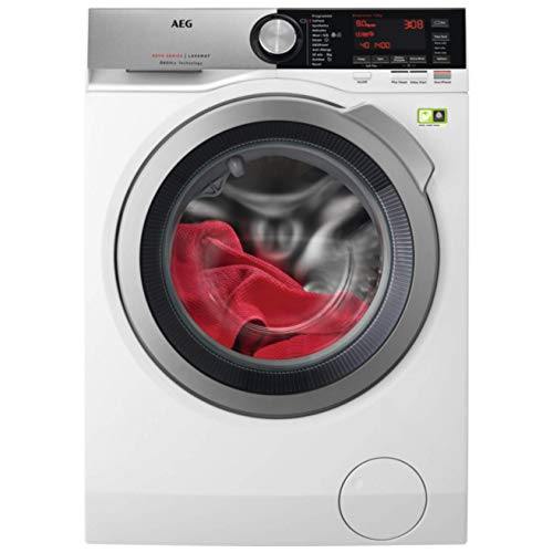 AEG ProSteam Technology L8FEC846R Washing Machine 8000 series, 8kg load, A+++ 1400rpm