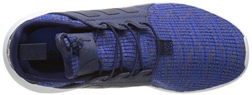 adidas X_plr, Scarpe da Ginnastica Basse Unisex – Adulto Blu (Dark Blue/dark Blue/ftwr White)