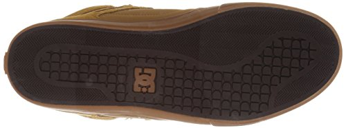 DC Shoes Spartan High Wc, Baskets mode homme Wheat/Dark Chocolate