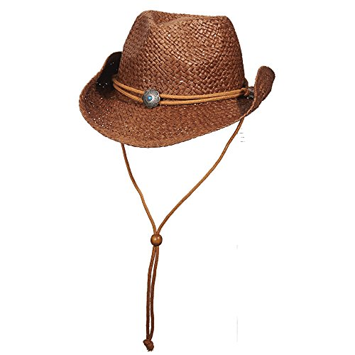 uv-cowgirl-hat-for-kids-from-scala-brown
