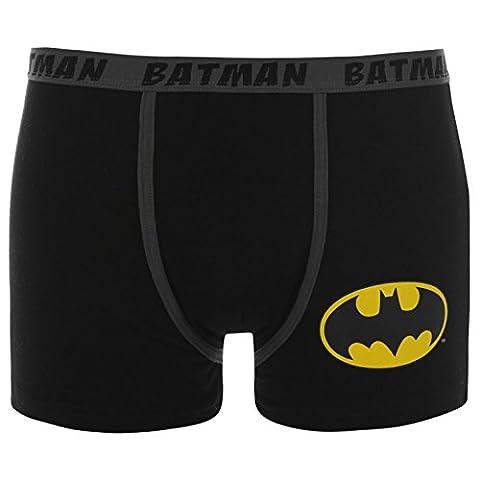 Boxer Batman - DC Comics Batman pour homme Boxer Noir