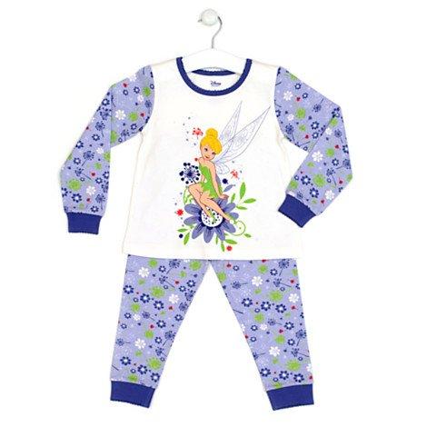 Original Disney - Disney Feen ,Tinkerbell - Pyjama für Kinder - Kostümpyjama für Kinder - Größe 2 Jahre (Hello Kitty Pyjama Kostüm)